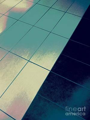 Photograph - Tiles by Linda Bianic