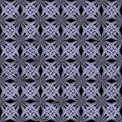 Pattern Digital Art - Tiles.2.135 by Gareth Lewis