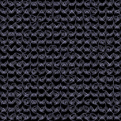 Pattern Digital Art - Tiles.2.174 by Gareth Lewis