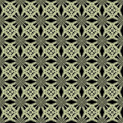 Artwork Digital Art - Tiles.2.296 by Gareth Lewis