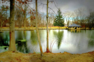 Photograph - Tilley's Pond by Diana Angstadt