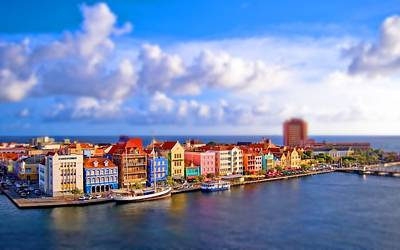 City Scenes Digital Art - Tilt Shift by Maye Loeser
