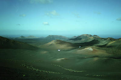 Spain Photograph - Timanfaya - Lanzarote by Cambion Art