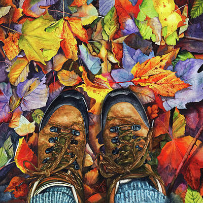 Painting - Timberland by Peter Williams