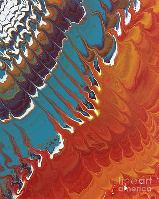 Painting - Timbral Strata 3 by Lon Chaffin