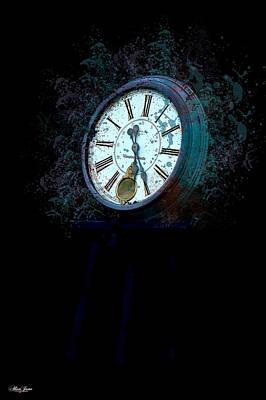 Digital Art - Time by Alisa Jane