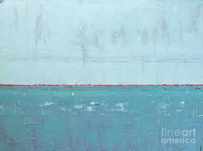 Painting - Time And Tide - 40x30 by Susan Cole Kelly Impressions