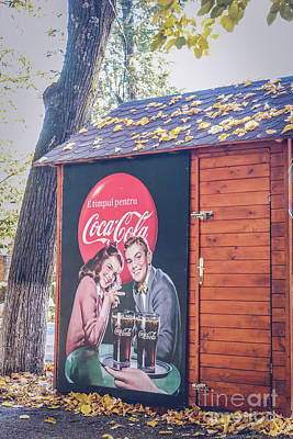 Photograph - Time For Coca-cola by Claudia M Photography