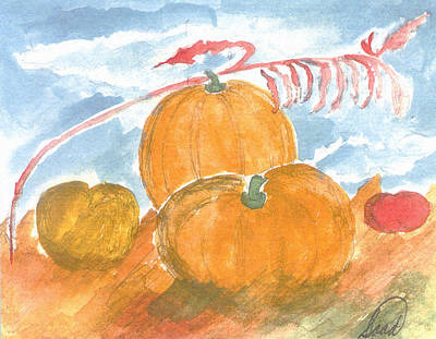 Time For Harvest Art Print by Saad Hasnain