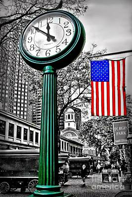 Time For Lunch Art Print