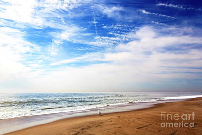 Photograph - Time For Reflection In Cape May by John Rizzuto