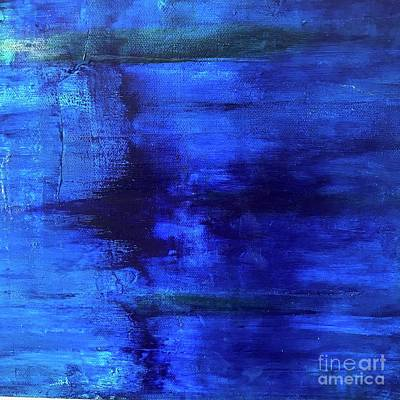 Painting - Time Frame by Kim Nelson