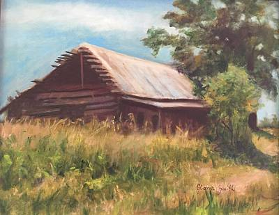 Painting - Time Gone By by Gloria Smith