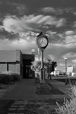 Photograph - Time In Alturas by Roland Peachie