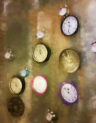 Photograph - Time by John Freidenberg