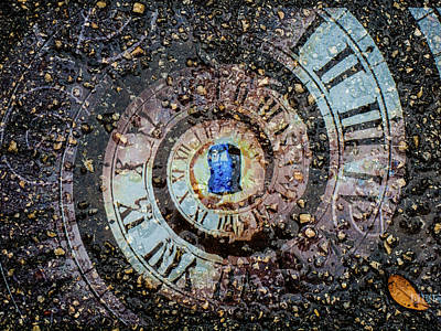 Photograph - Time Lord by Randy Sylvia