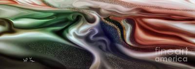 Digital Art - Time Of Joy by Leo Symon