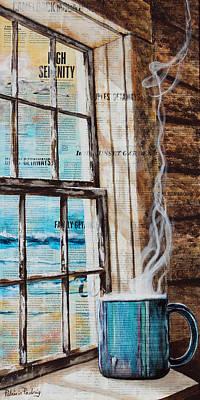 Time Out Original by Patricia Pasbrig