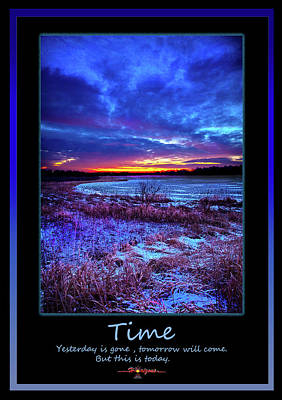 Photograph - Time by Phil Koch