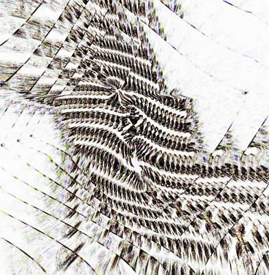 Cs5 Digital Art - Time by Rebecca Phillips