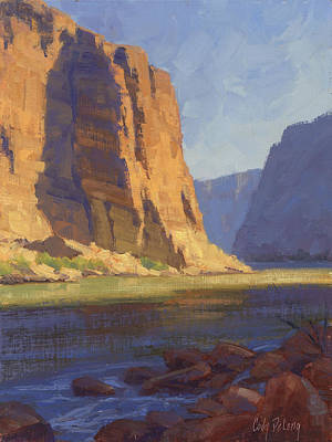 Arizona Painting - Time Stands Tall  by Cody DeLong