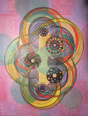 Mixed Media - Time by Steve Sommers