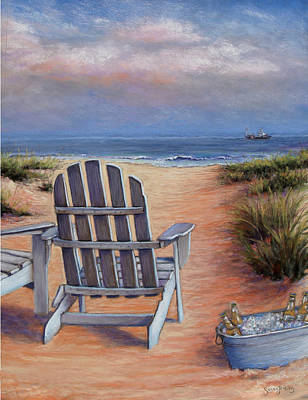 Pastel - Time To Chill by Susan Jenkins