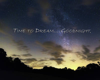 Photograph - Time To Dream by Bill Wakeley