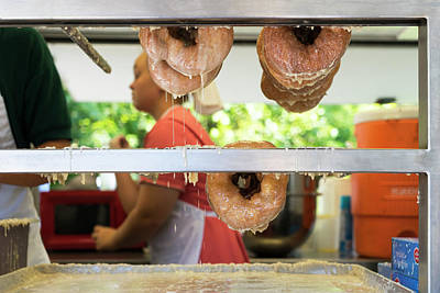Photograph - Time To Eat The Donuts by Sharon Popek