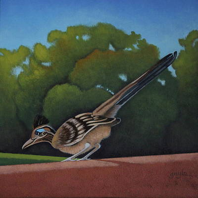 Painting - Time To Fly by Gayle Faucette Wisbon