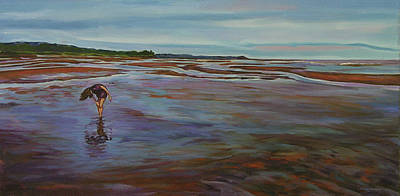Painting - Time To Go Prince Edward Island by Christine Montague