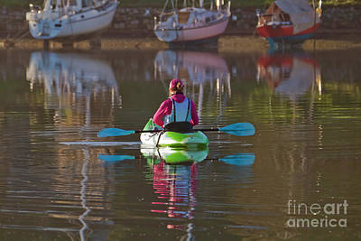 Photograph - Time To Reflect by Terri Waters
