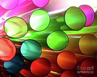 Photograph - Time Tubes by Chad and Stacey Hall