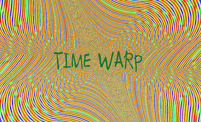 Time Warp Art Print by Thomas Smith