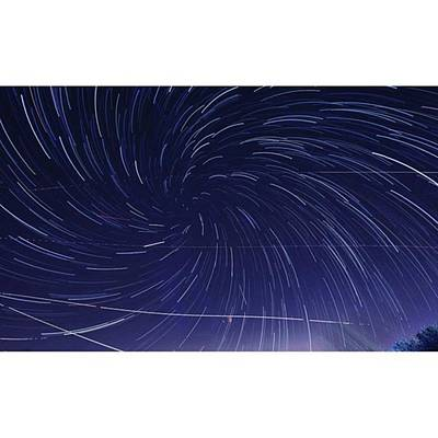 Star Photograph - Time Warp! Where Do The Weekends by Andrew Nourse