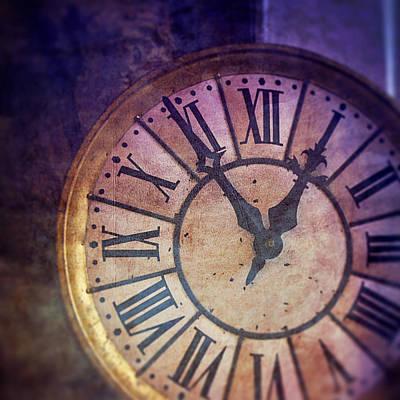 Photograph - Time Will Tell by Studio Yuki