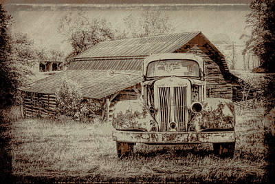 Photograph - Timeless In The Smoky Mountains by Debra and Dave Vanderlaan