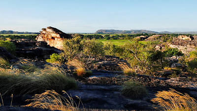 Photograph - Timeless Land - Ubirr, Kakadu National Park by Lexa Harpell