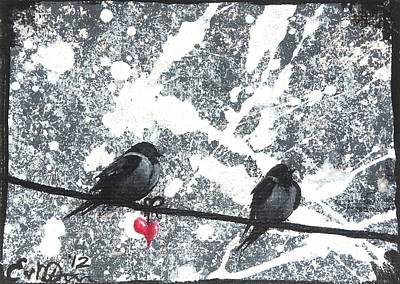 Timeless Print by Oddball Art Co by Lizzy Love