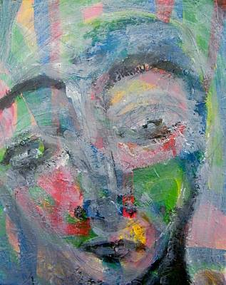 Ageless Painting - Timeless Woman by Judith Redman