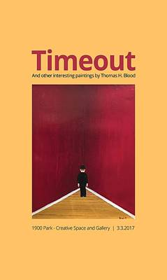 Painting - Timeout T-shirt by Thomas Blood