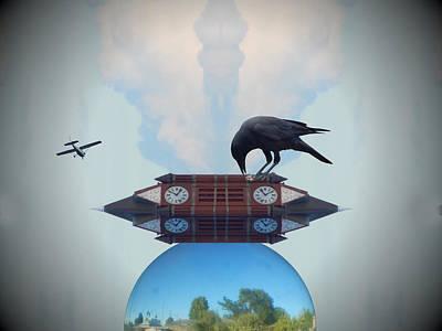 Surrealism Digital Art - Timepeace by Glen Faxon
