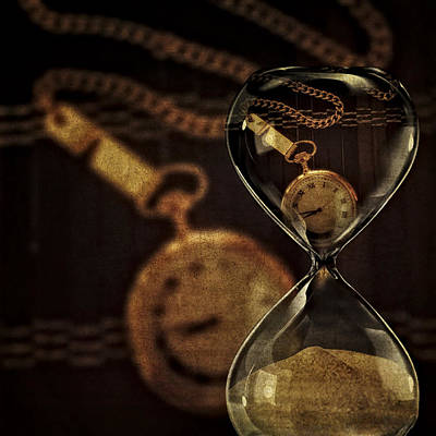 Photograph - Timepieces by Susan Candelario
