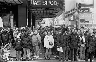 Photograph - Times Square Speaks by Dave Beckerman