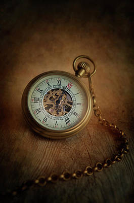 Photograph - Time,time,time by Jaroslaw Blaminsky