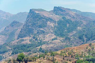 Photograph -  Timor Leste Highlands 2 by Werner Padarin