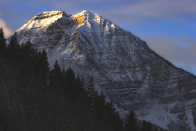 Photograph - Timpanogos Dawn by Utah Images
