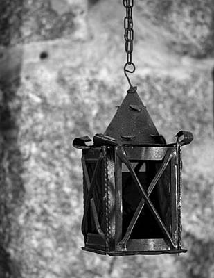 Photograph - Tin Lantern by Joseph Skompski