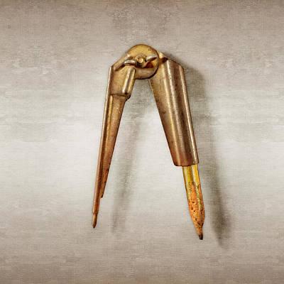 Keith Richards - Tin Shop Compass by YoPedro