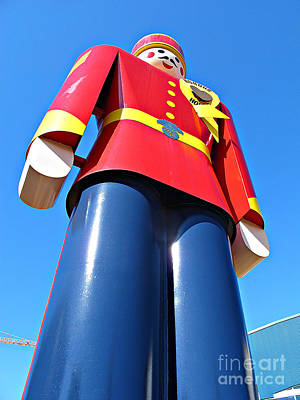 Photograph - Tin Soldier by Ethna Gillespie